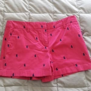 NWT Cute Embroidered Shorts